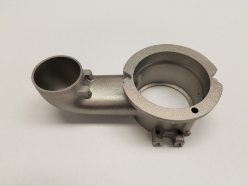 ph17-4 stainless steel pipe adapter aerospace component