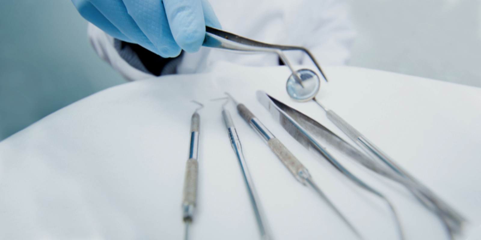 blue glove medical device components hero darker